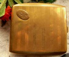 Vintage ! Zigarettenetui Biedermeier Art Deco ? echt Silber, cigarette case #807