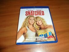 Snatched (Blu-Ray/DVD 2 Disc 2017 Widescreen)