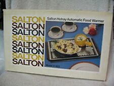 Salton Hotray Automatic Food Warmer Model H-922 Royal - New in Box