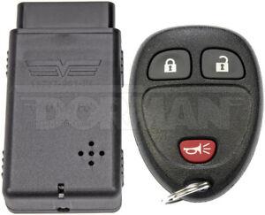 Dorman 99161 Keyless Entry Remote For Select 11-18 Chevrolet GMC Models