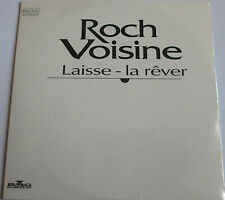 "ROCH VOISINE - CD SINGLE PROMO ""LAISSE-LA RÊVER"" - NEUF SOUS BLISTER"