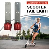 1* Xiaomi Mijia M365 Scooter Tail Light Night Safety LED Warning Lamp +Tools Set