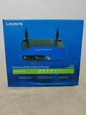 Linksys Router Broadband Wireless  (WRT54GL)