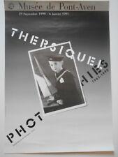 Musée de Pont Aven -MICHEL THERSIQUEL - Photographies 1965- 1990.