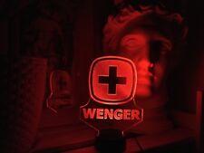 Victorinox Wenger  Brand 3d lighting Custom