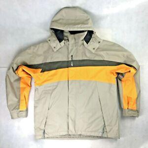 GOTCHA Snowgear Size M Beige SKI Jacket VGC