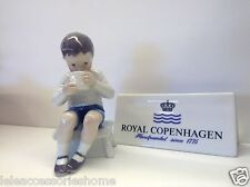 Royal Copenhague Autocollants no.1713 - Victor - Bing & Grondahl Petite statue