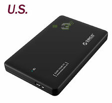 "ORICO USB 3.0 2599US3 SATA External 2.5"" SSD HDD Hard Drive Enclosure Disk Case"