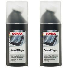 SONAX GummiPfleger Gummipflegestift 2 x 100 ml