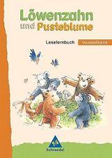 Löwenzahn und Pusteblume. Leselernbuch. Gesamtband von Jens Hinnrichs (2004, Geb