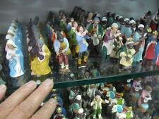 kit presepe 20 pastori TERRACOTTA 8 cm nativita' s.gregorio italy crib shepherd