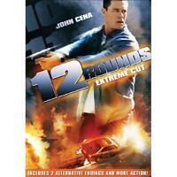 12 Rounds DVD Renny Harlin(DIR) 2009