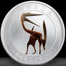 DINO#2 2013 25-cent Glow in the Dark Dinosaur Coin Quetzalcoatlus ***SOLD OUT***