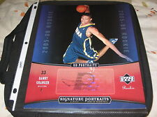 DANNY GRANGER SIGNED AUTOGRAPHED ROOKIE UD CERTIFIED