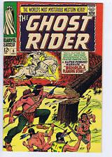 Ghost Rider #6 Marvel Pub 1967