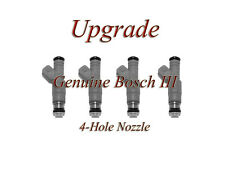 89-93 Volvo 2.3 (4) BOSCH III UPGRADE FUEL INJECTOR SET 4-HOLE NOZZLE