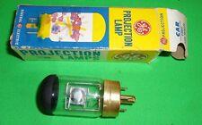GE General Electric CAR Projector Lamp Bulb & Original Box NOS New old Stock