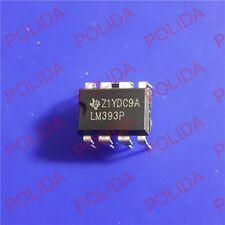 20PCS Low Power Voltage Comparator IC TI DIP-8 LM393P LM393PE4 LM393PE3 LM393