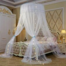 Large Elegant Mosquito Nets For Summer Hanging Kid Bedding Round Dome Bed Canopy