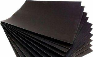 Grit 4000 Wet & Dry Sandpaper P4000 Fine Sand Paper - Waterproof Highest Quality