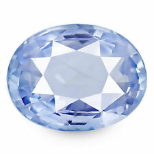 Excellent Cut Oval Blue Loose Natural Sapphires