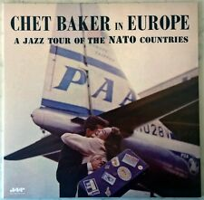CHET BAKER IN EUROPE LP 180g JAZZ WAX