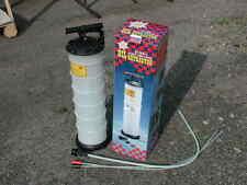 aspiraolio manuale pompa vuoto estrattore olio motore cj169s tosaerba