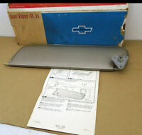 NOS 67-72 Chevrolet GMC C-10 Blazer Custom Right Hand Inside Sun Visor Assembly