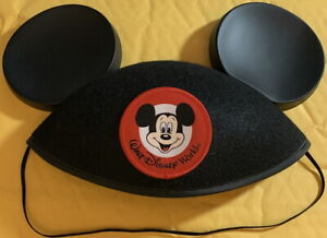 Disney Collection Mickey Mouse Ear Hat WDW Classic MICKEY MOUSE Adult BRAND NEW!