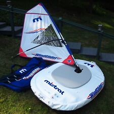 Mistral Windglider Kids Learn to Windsurf Inflatable Windsurfer