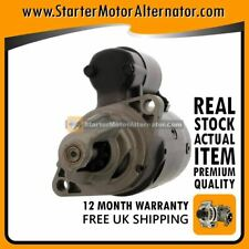 STARTER MOTOR FITS HONDA CIVIC, INTEGRA CIVIC CRX 1.2-1.6L PETROL 1980-1999