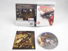 God Of War 3 PlayStation 3 PS3 Complete PAL