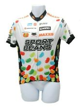 Fast Freddie Mens Jelly Belly Full Zip Cycling Racing Jersey,  Sport Beans, XS