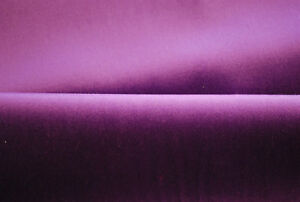 """""""Lux"""" velvet furnishing/upholstery fabric by Sunbury Design, mambo, by the metre"""