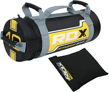 RDX 12-56 LB Fitness Sandbag Training Weighted Weight Bag Gym Workout Strength U 10kg Yellow