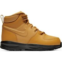 Little Kids Nike Manoa LTR Wheat/Black (BQ5373 700)