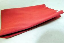 Lens Cleaning Tissue cloth red vintage
