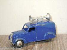 Loudspeaker Van van Dinky Toys 34C 492 England *20263