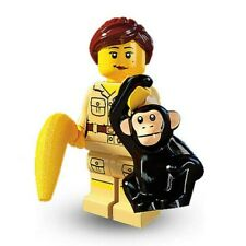 Lego zookeeper minifig - Lego collectible series