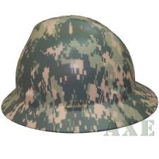 MSA V-Gard Full Brim Camo Camouflage Hard Hat MSA 10104254