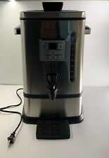 Continental Electric Ps-Sq018 Coffee Urn, 50 Cup, Stainless Steel