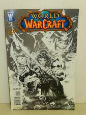 WILD STORM  COMIC-WORLD OF WARCRAFT  #2 FEBRUARY 2008- GOOD CONDITION - L8