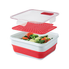Cool Gear 1488 Collapsible Steamer Tray