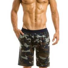 Modus Vivendi Camo Bermuda Shorts Mens Gay Fashion size medium Sportswear NEW
