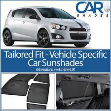 Chevrolet Aveo/sonic 4 Puertas 2012 sobre Uv coche Tonos Ventana Sol persianas de privacidad