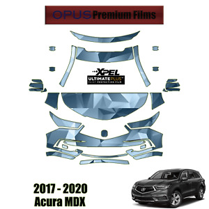 XPEL ULTIMATE Plus PreCut Paint Protection Kit for Acura MDX 2017 - 2020 *XPEL*