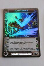 Chaotic Katharaz Ultra Rare card