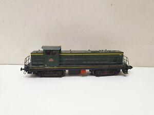 Piko locomotive diesel bb 040DE en HO