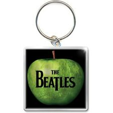 BEATLES Keychain Portachiavi Apple OFFICIAL MERCHANDISE