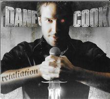 Retaliation [Digipak] by Dane Cook CD 's 2005 3 Disc Set Comedy Central!